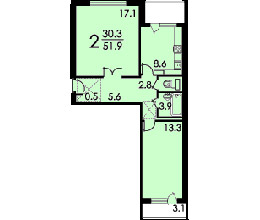 2-rooms